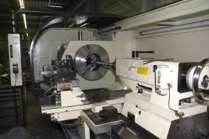 CNC draaiwerk